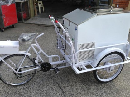 Ice Cream Cart Battery Operated