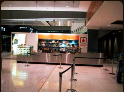 Kiosk : Coffee/Domestic Airport Sydney
