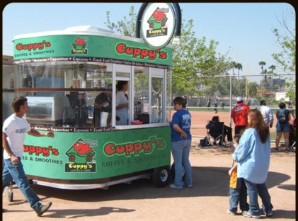 Trailer : Coffee/Cuppy's