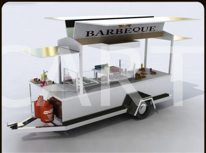 Trailer: BBQ/Front