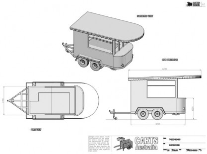 CR300 Trailer Specifications