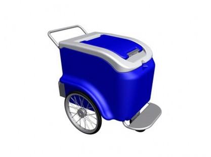 A1 Push Cart