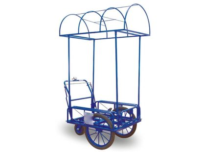 Bhogal Hand Push Cart Classic Deluxe