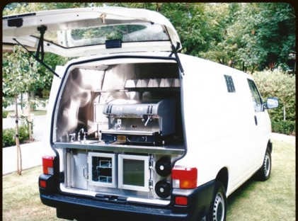 Coffee Van : VW