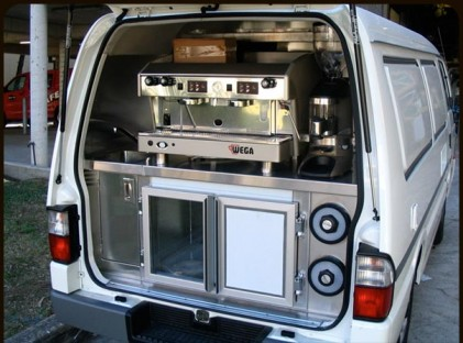 Coffee Van : Bean Machine