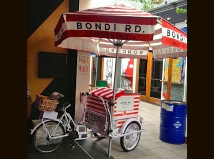 Bondi Rd Beverage Bicycle
