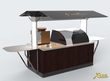 X-Line Large Coffee Cart