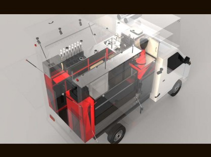 Coffee Van Concept