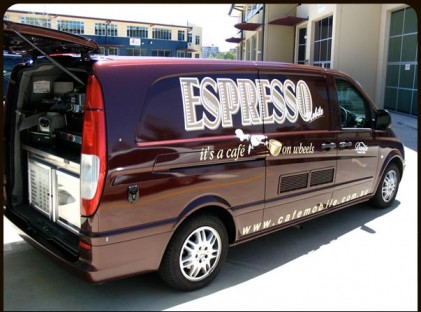 Coffee Van : Espresso