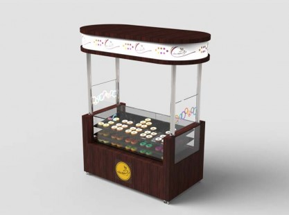 Food Cart - Donut