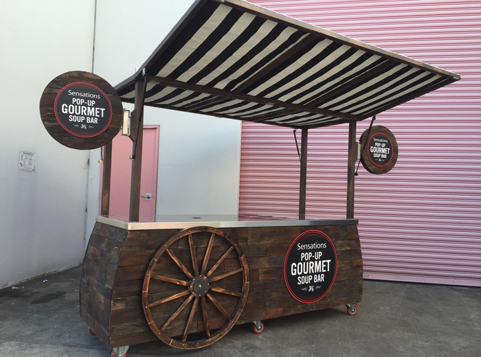 Food carts hot dog carts bbq carts confectionary for Food bar sydney