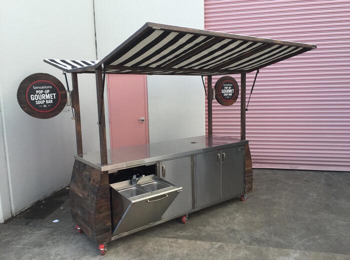 Hot Dog Cart Australia