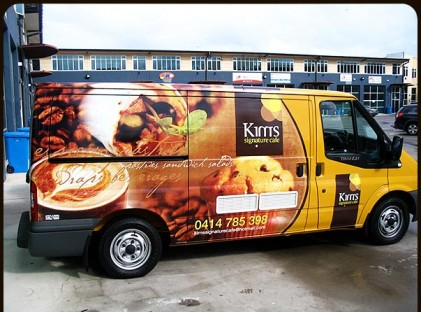 Coffee Van : Kims Signature Cafe