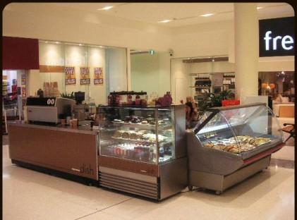 Kiosk : Moore Park Supa Centre