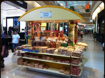 Kiosk : Casswa Titbits