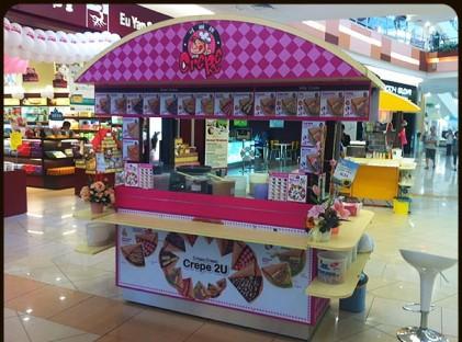 Kiosk : Crepe 2U