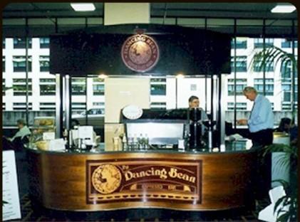 Kiosk : Dancing Bean