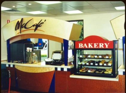 Kiosk : McCafe