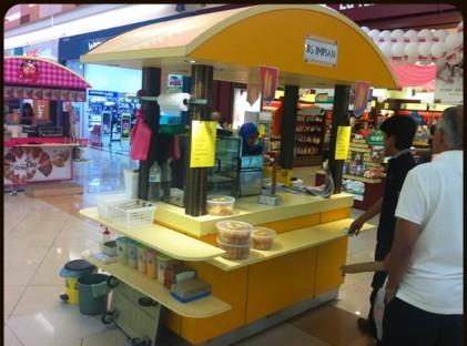 Kiosk : Stick Chip