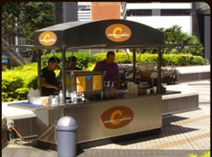 Large Coffee : Brisbane City