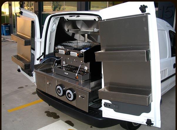 Food And Coffee Vans Carts Australia