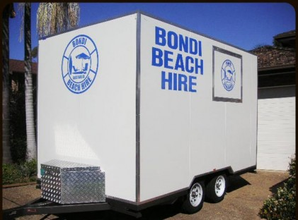 Trailer : Bondi Beach Hire