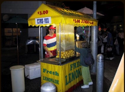 Beverage : Lemonade