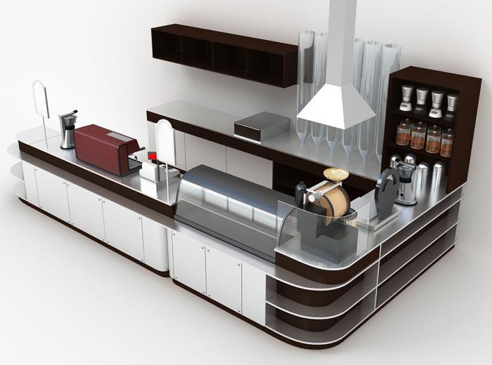Coffee Kiosks, Food Kiosks - Carts Australia | Carts Australia