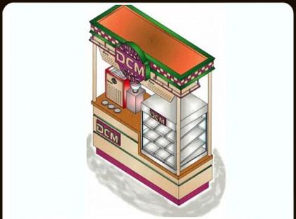 Donut Cart : DCM