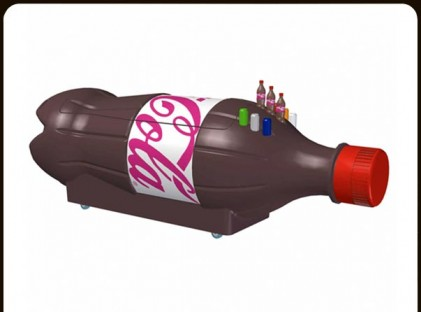 Beverage : Coke 1