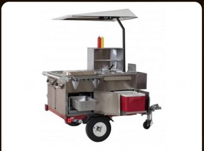 Portable Food Cart