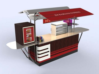 Food Cart Express - Front