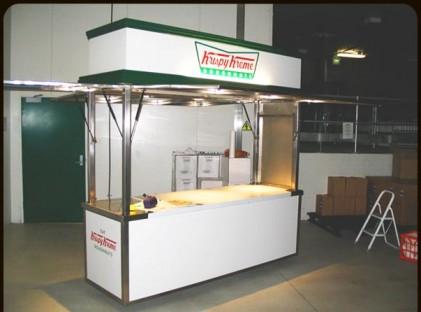 Donut Cart Krispy Kreme 1