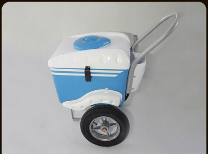 T375 Blue/White