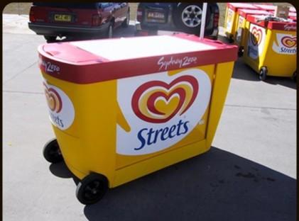 Ice Cream :Streets :Sydney Olympics 1