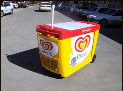 Ice Cream :Streets : Sydney Olympics 3