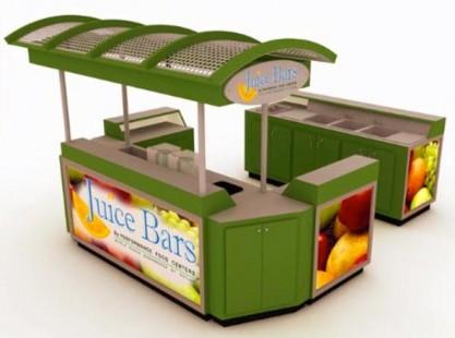 Kiosk: Juice Bar