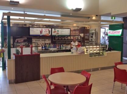 Krispy Kreme - Kiosk