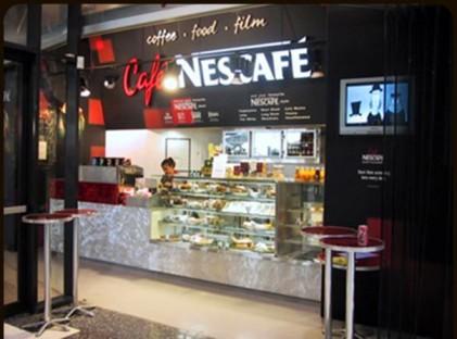 Kiosk : Nescafe/Roselands