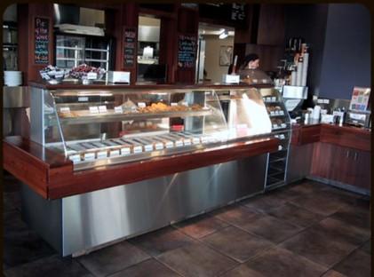 Kiosk : Pie Shop