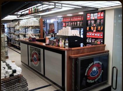 Kiosk : Gourmet Coffee
