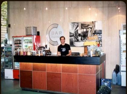 Kiosk : C Bar
