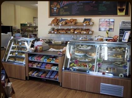 Kiosk : Bake House