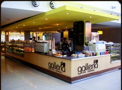 Kiosk : Galleria