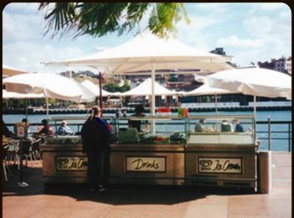 Kiosk : Circular Quay