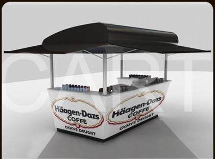 Kiosk : Coffee Haagen