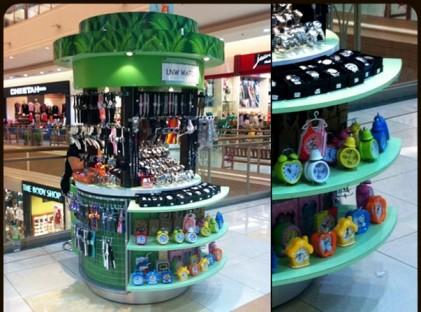 Kiosk : Retail