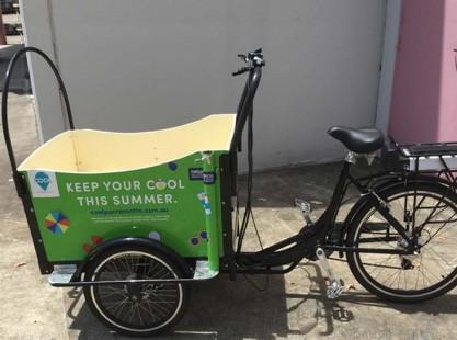 Merchandising Bike