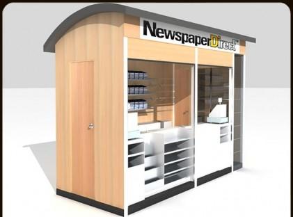 Merchandising : News Stand