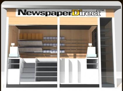 Merchandising : News Stand 1